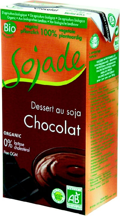 sojade cr me dessert chocolat 530g st ouen l 39 aum ne. Black Bedroom Furniture Sets. Home Design Ideas
