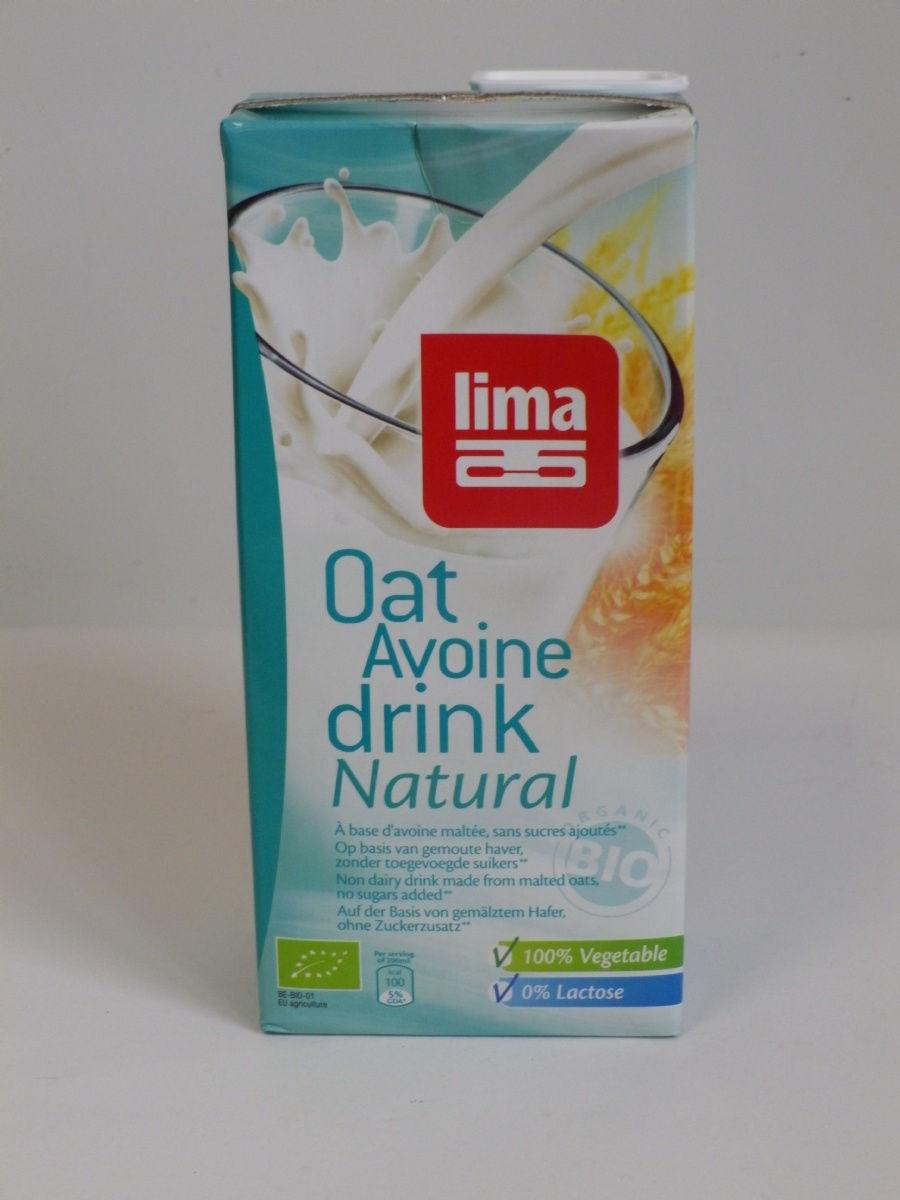 oat drink natural 1l st ouen l 39 aum ne. Black Bedroom Furniture Sets. Home Design Ideas